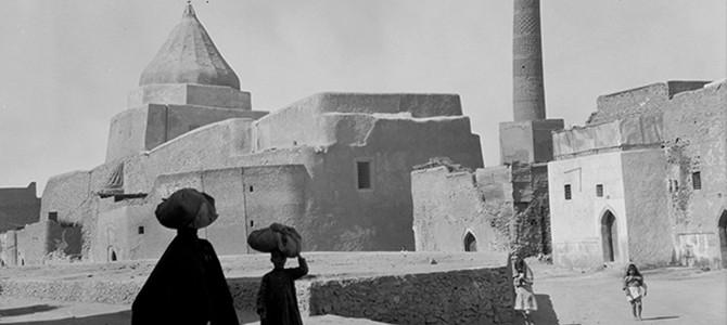 Verlust des Kulturerbes in Mosul im Irak