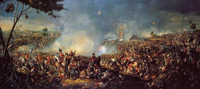 200 Jahre Schlacht bei Waterloo – Schlachtfeldarchäologie und Veteranenpflege
