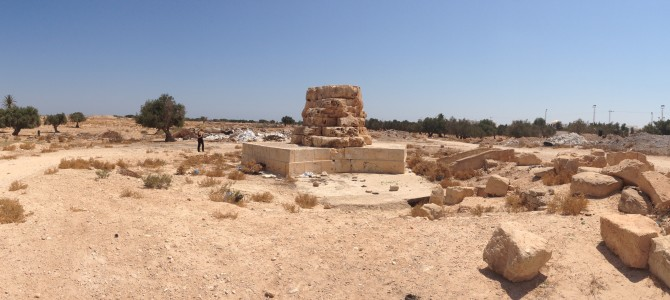 Henchir Bourgou – Ein numidisches Heiligtum auf Djerba