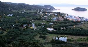 Mochlos-Bucht